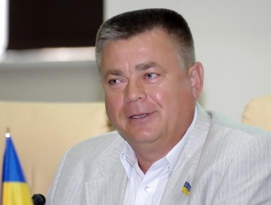 Министр обороны Украины Лебедев